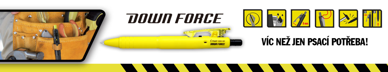 Down force Pilot Více než jen pero