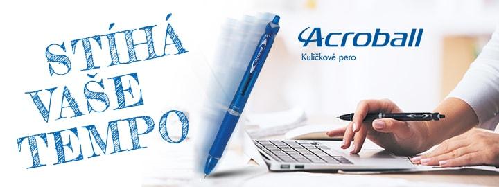 Pilot Acroball Kuličkové pero