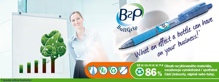 Pilot B2P Ball Grip Kuličkové pero