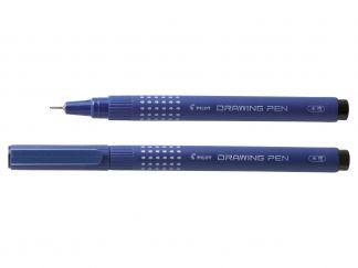 Drawing Pen 1 - Liner - černá - Extra tenký hrot (EF)