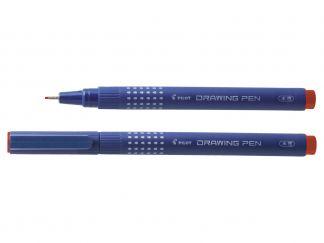 Drawing Pen 8 - Liner - Červená  - Extra Široký hrot (EB)