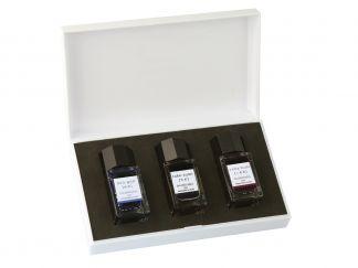 Inkousty Iroshizuku Mini - Sada 3 ks - mix barev - 15 ml