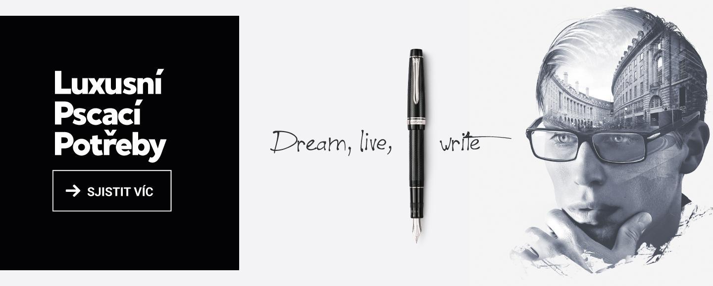 Pilot Luxusní psací potřeby