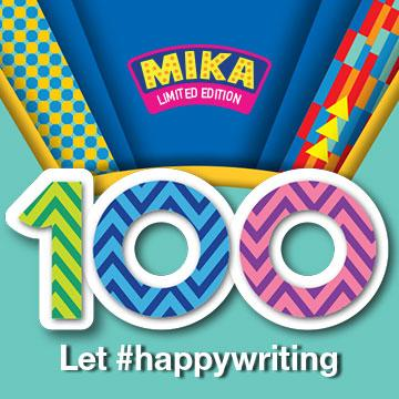 Pilot 100 let #happywriting